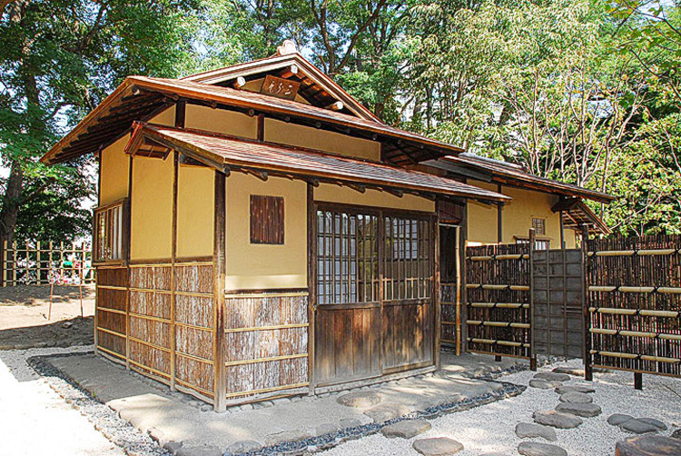 中島公園八窓庵の写真01