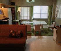 英会話教室での写真009 教室内はこんな雰囲気です。