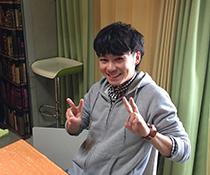 英会話教室での写真014 レッスン中に撮りました。