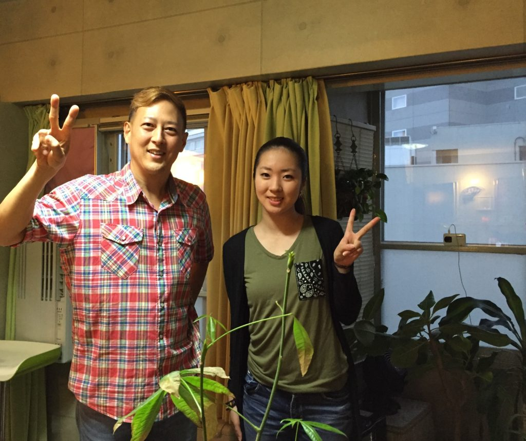 urara is preparing to study abroad for a year in Ohio