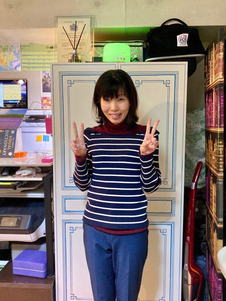 札幌のお医者さん、英語レッスン受けてます。 skypeでもレッスンしています。